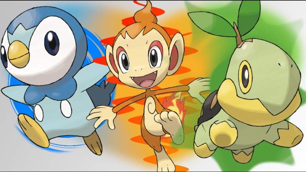 Pokemon Sinnoh