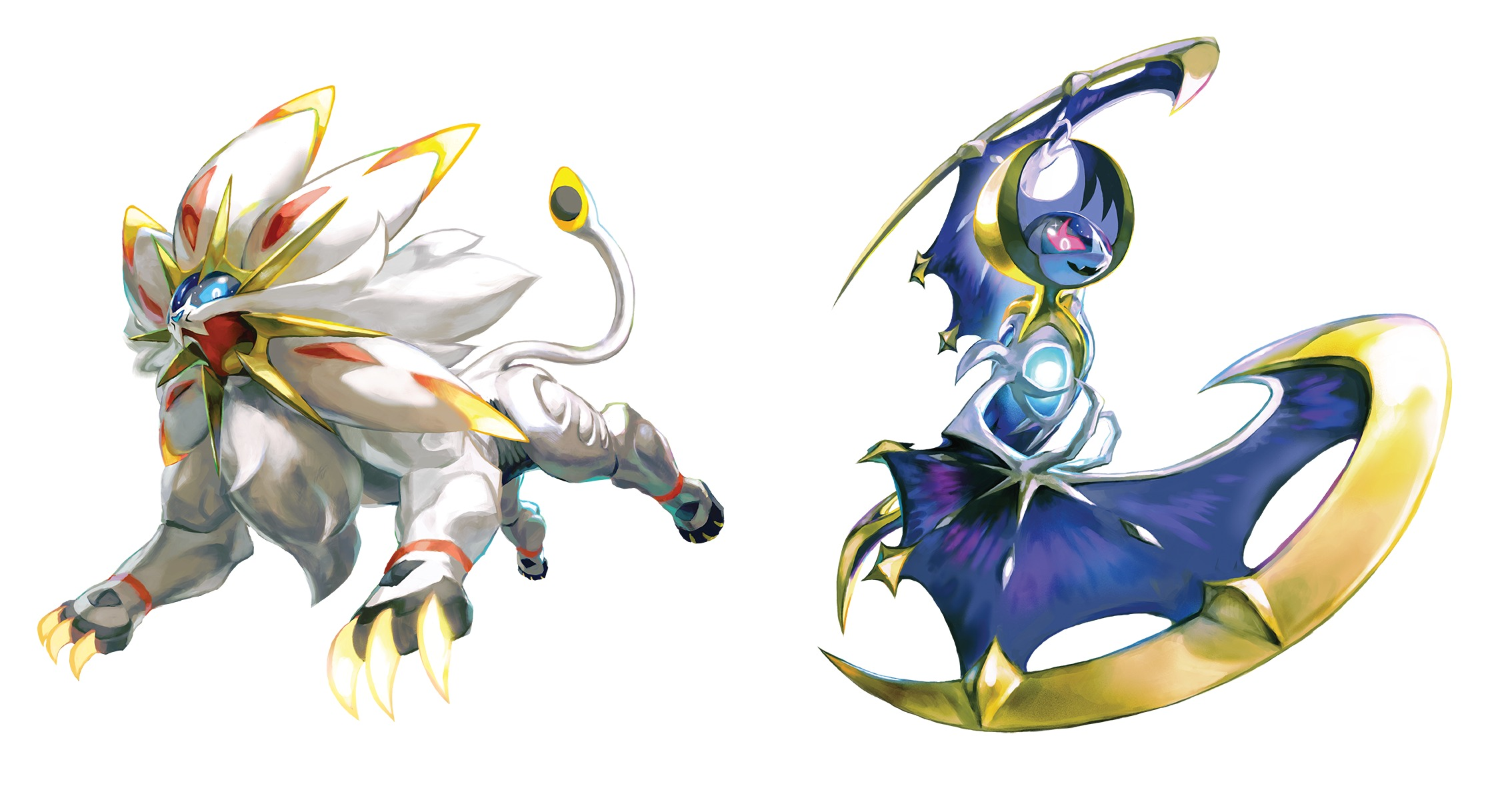 Pokemon Sun Moon Official Art And Details For Today S News Nintendo Everything