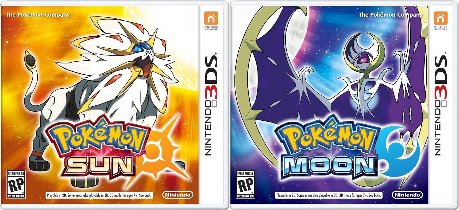 pokemon sun/moon - 3ds vs. new 3ds boot time comparison - nintendo