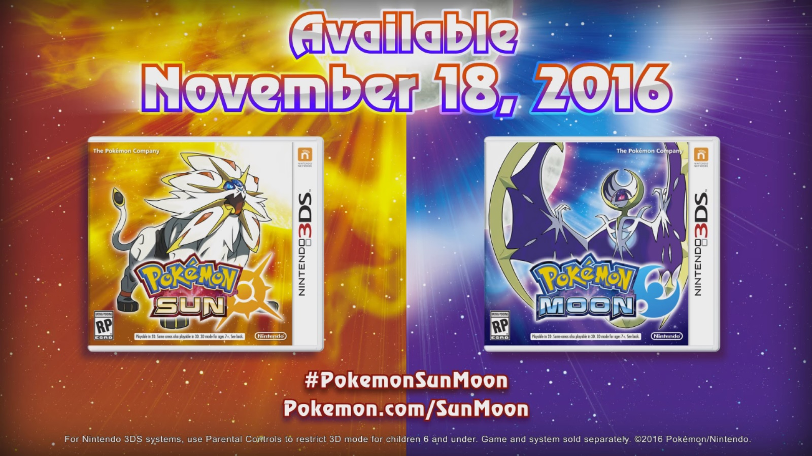 Pokemon Sunmoon Devs On Gameplay Changes Improvements