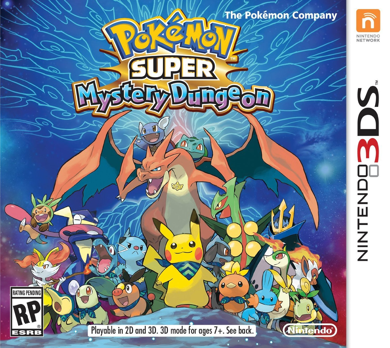 Amazon 10 Off Yo Kai Watch Pokemon Super Mystery Dungeon And