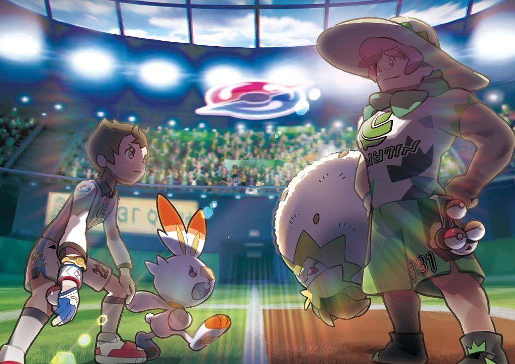 Pokemon Sword Shield Announcement Covers Gigantamaxing New Pokemon
