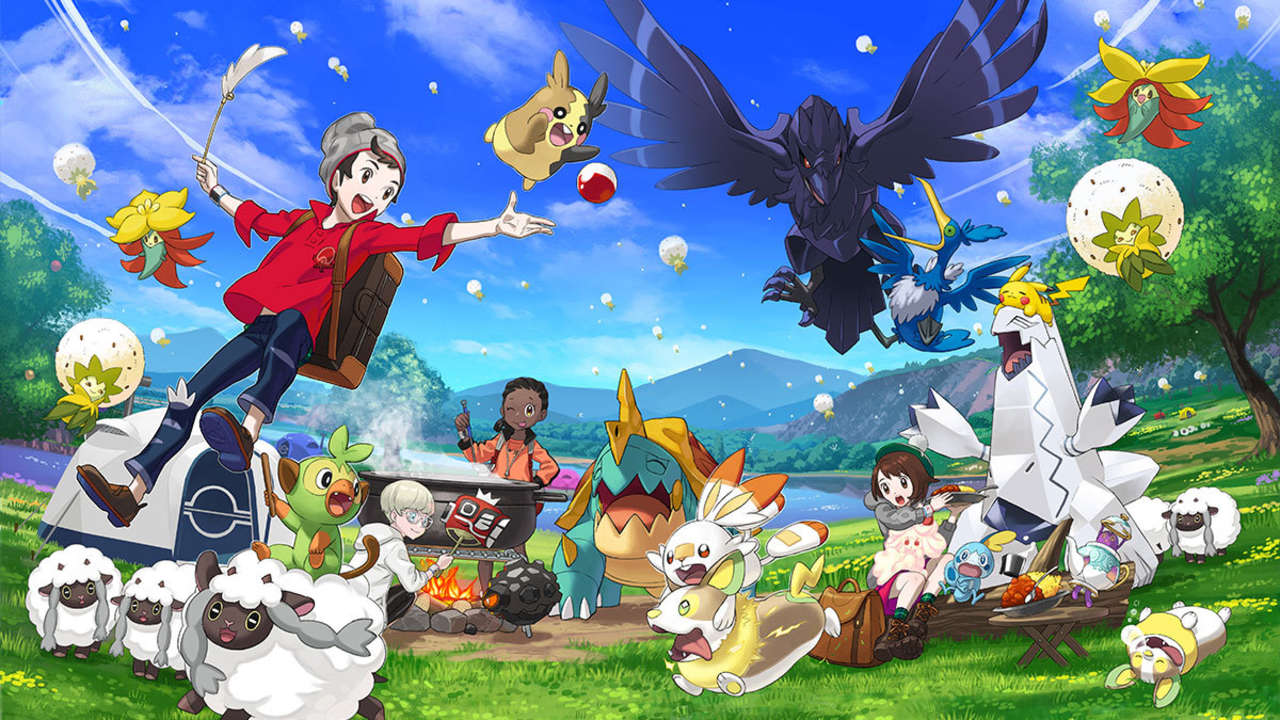 "Game Freak says it set out to make ""the greatest Pokemon game"" with Sword and Shield"