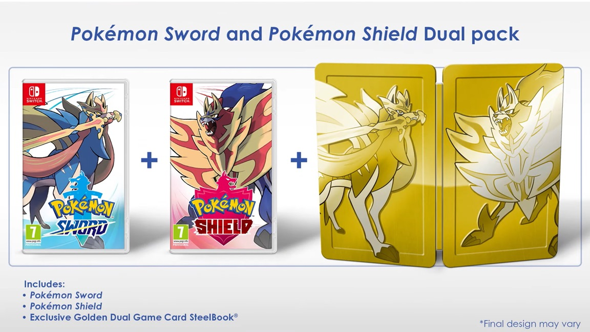 Pokemon Sword Pokemon Shield Coming November 15th Page 8 Blu