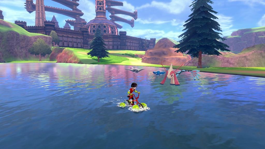 Pokemon Sword/Shield Wild Area lets you encounter drastically overleveled Pokemon