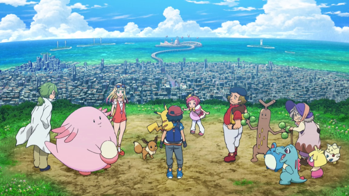 Latest Pokemon Film Releasing In The West As Pokemon The Movie
