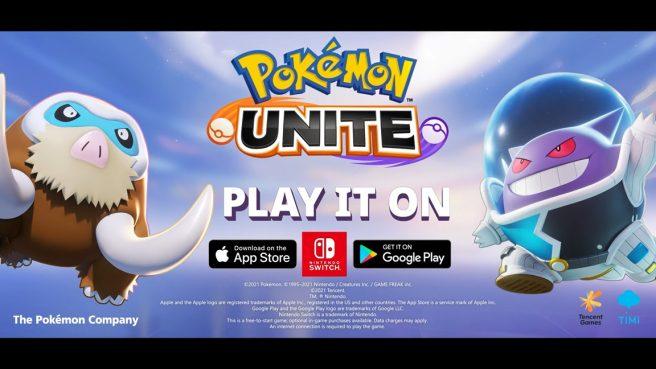 Pokemon Unite Galactic Ghost 094 Unite Squads