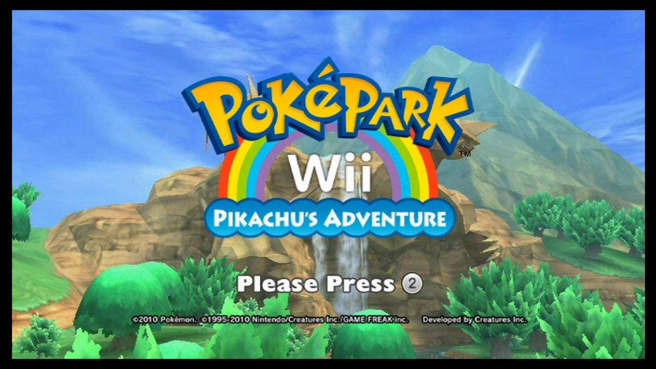 Amazon Selling Pokepark Wii Pikachu S Adventure Wii U Code For