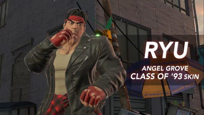 Power Rangers: Battle for the Grid - Ryu