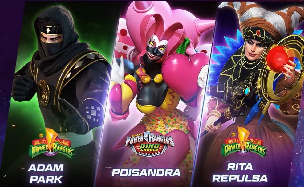 Power Rangers Battle for the Grid Season 4