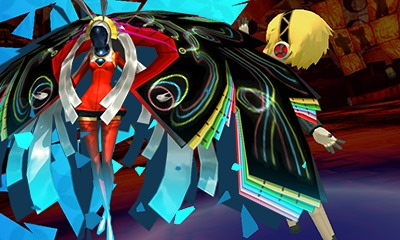 Japan getting free Persona Q: Shadow of the Labyrinth sub