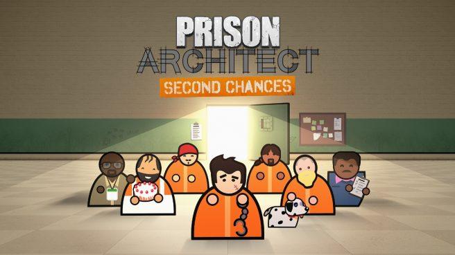 Prison Architect Second Chances expansion