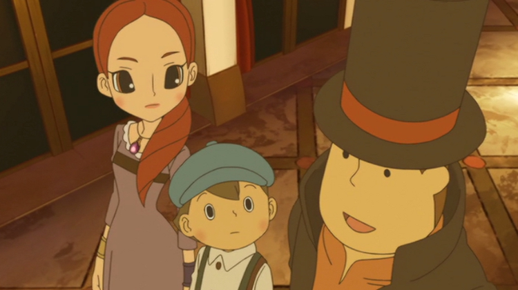 New Level 5 Trademarks Include Lady Layton Inazuma Eleven Ares