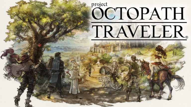Spring 2018 release window for Project Octopath Traveler listed in Nintendo UK news post