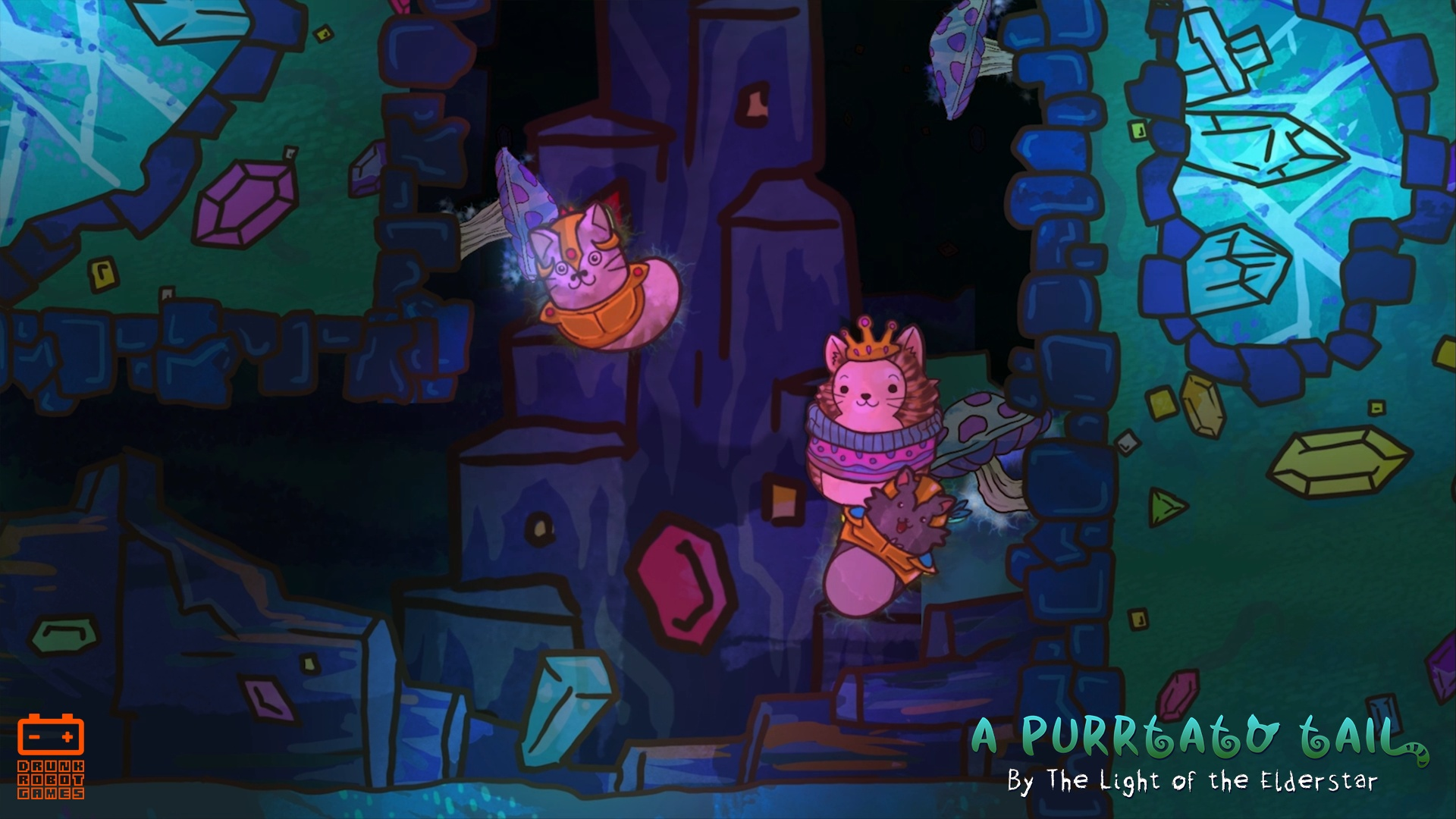 A Purrtato Tail heading to Switch next year