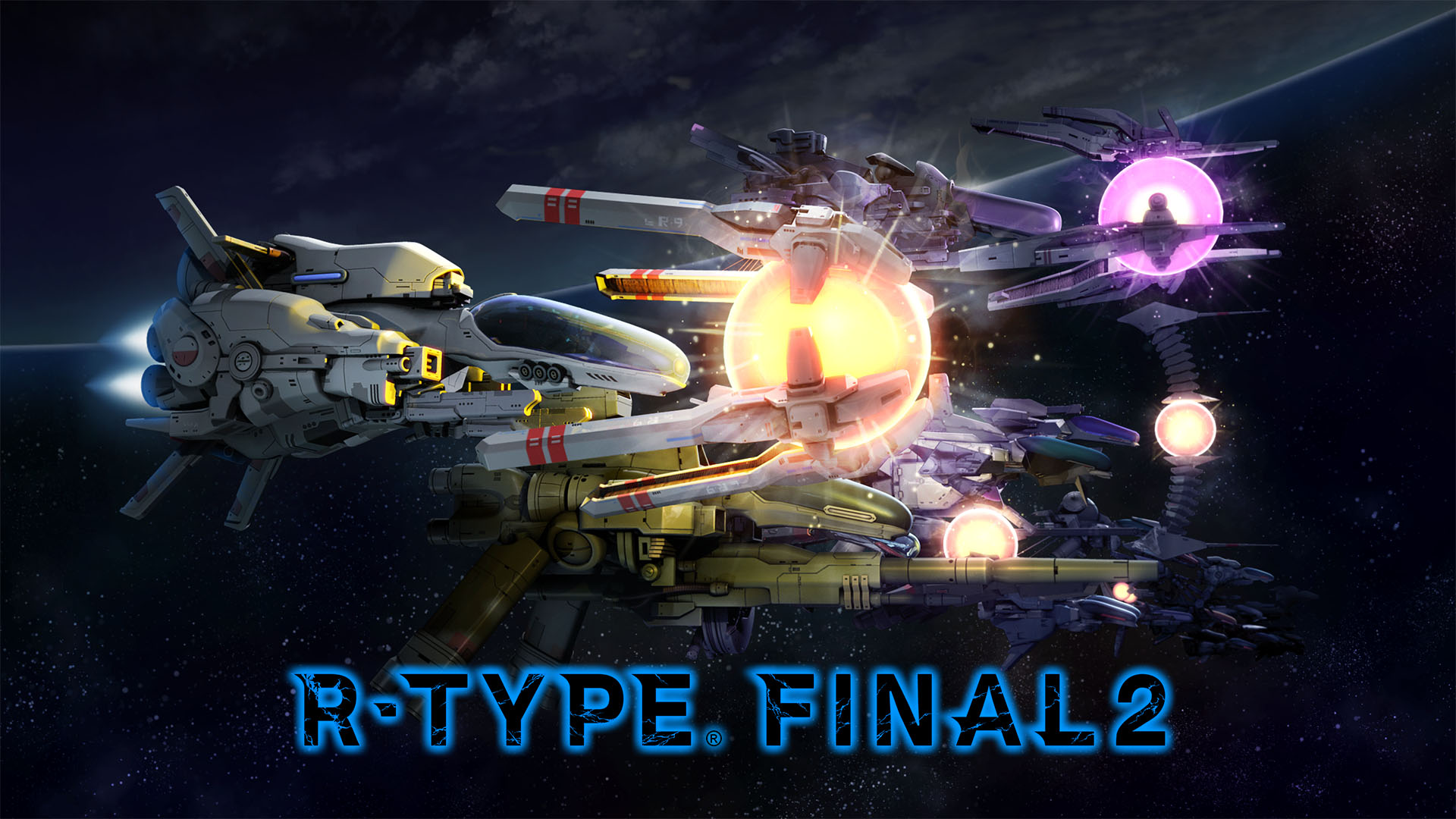 R-Type Final 2 TGS 2019 gameplay video