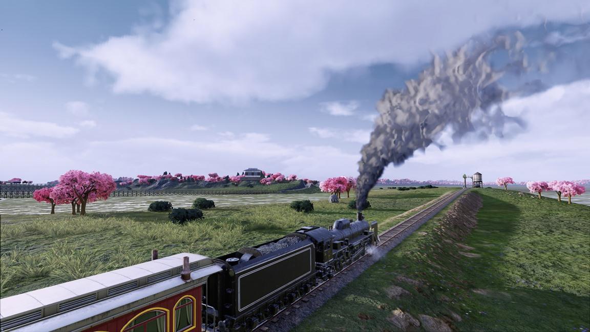 Railway Empire Japan DLC