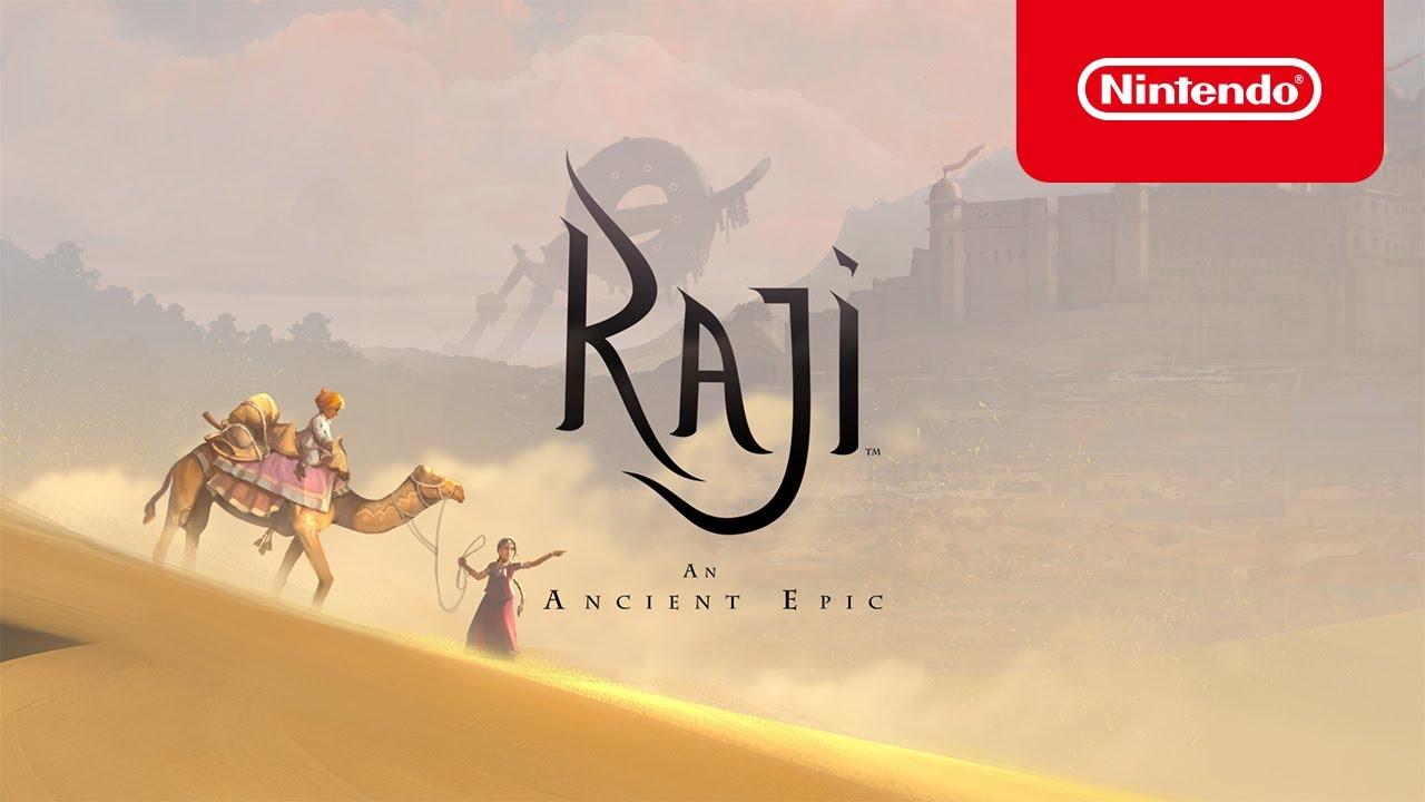 Raji: An Ancient Epic Enhanced Edition