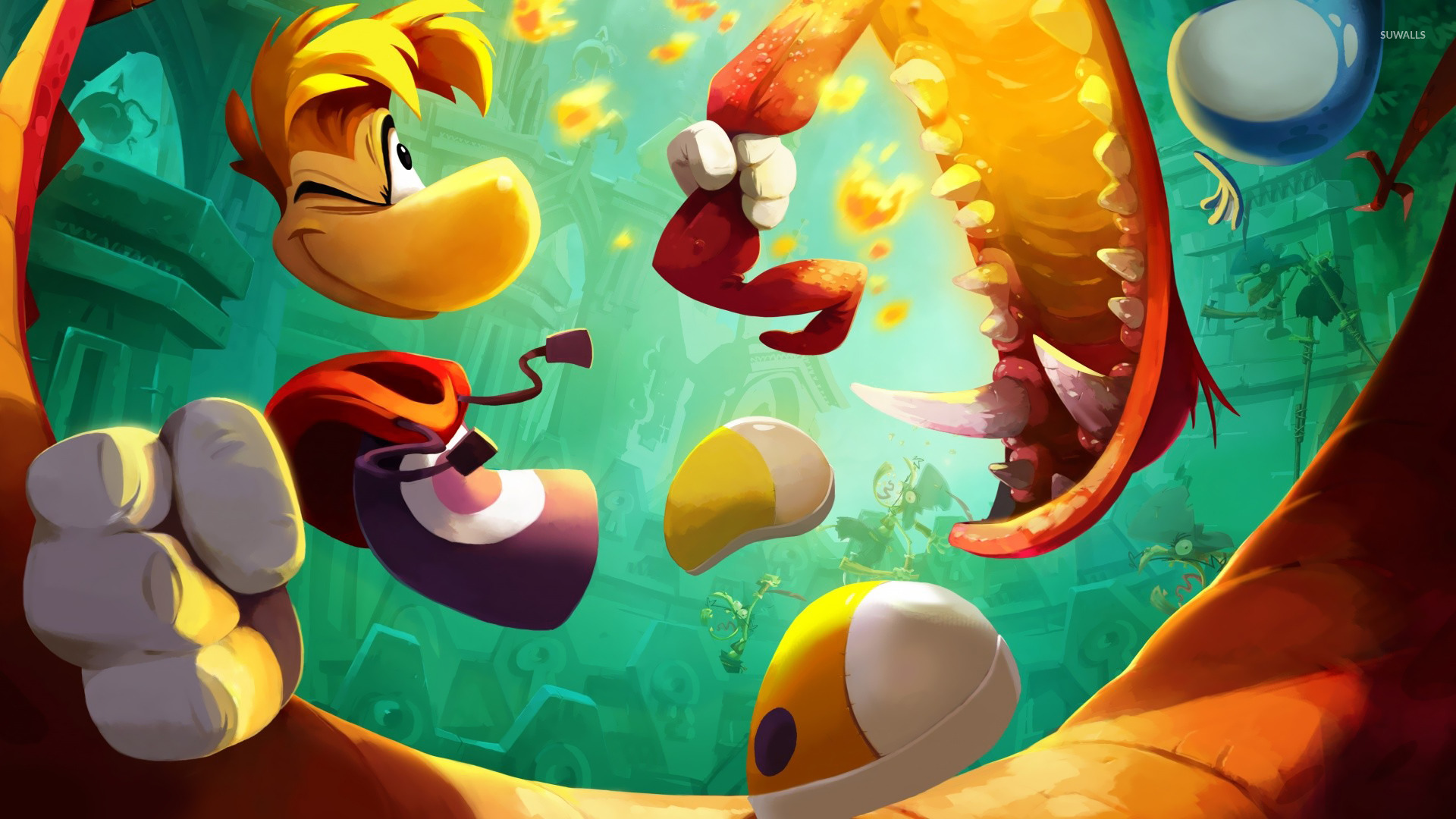 Rayman animated series is happening