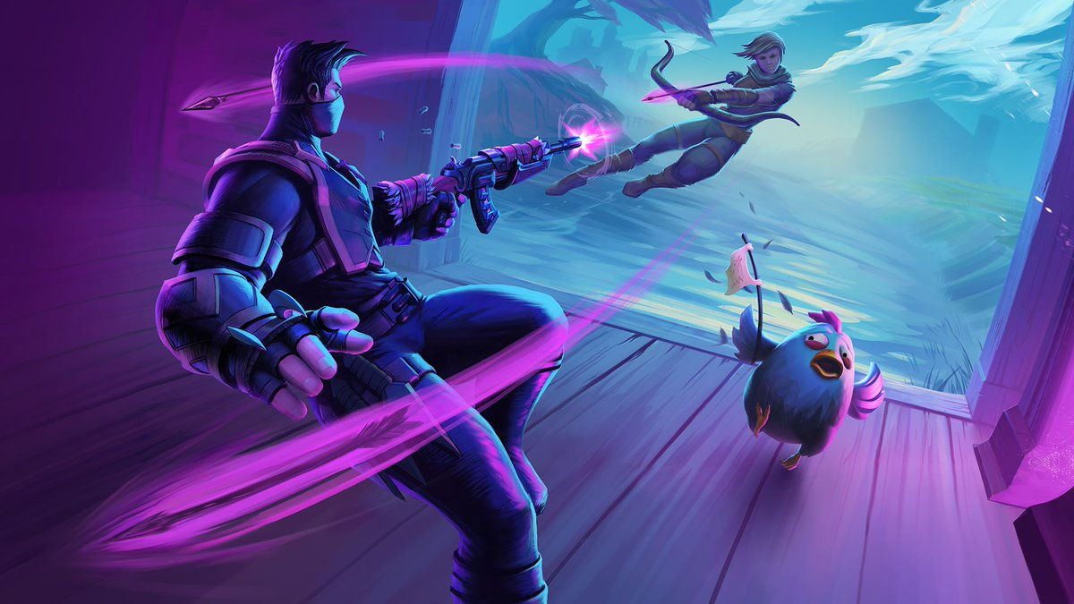 Realm Royale datamined again, more evidence of a Switch version found