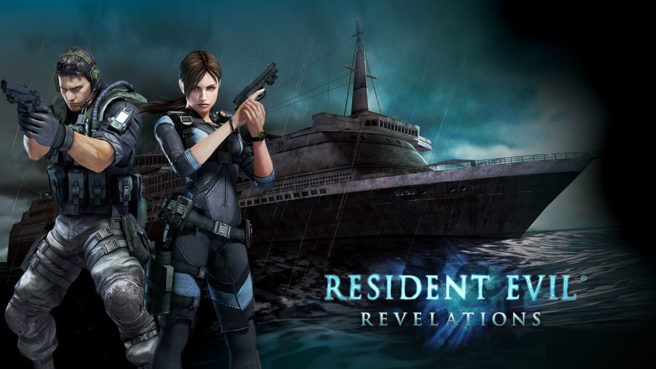 Resident Evil Revelations 1 and 2 Switch file sizes - Nintendo