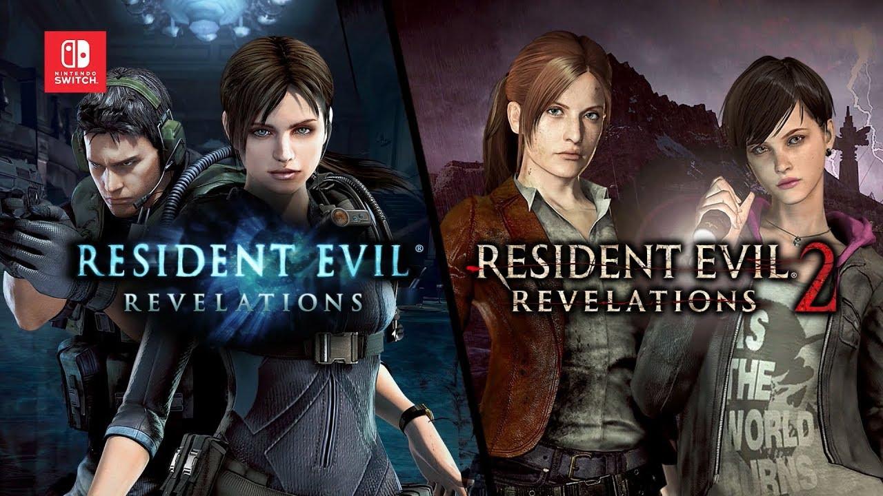 Latest North American Switch eShop deals – Resident Evil Revelations 1 and 2, Axiom Verge, much more