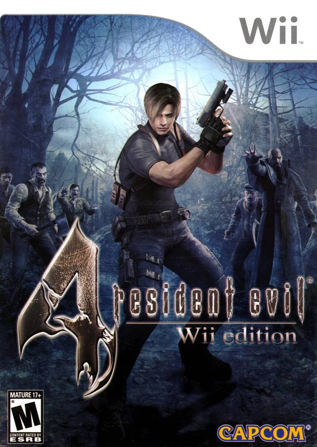 Resident Evil 4 Wii U Footage Wii Download Nintendo Everything