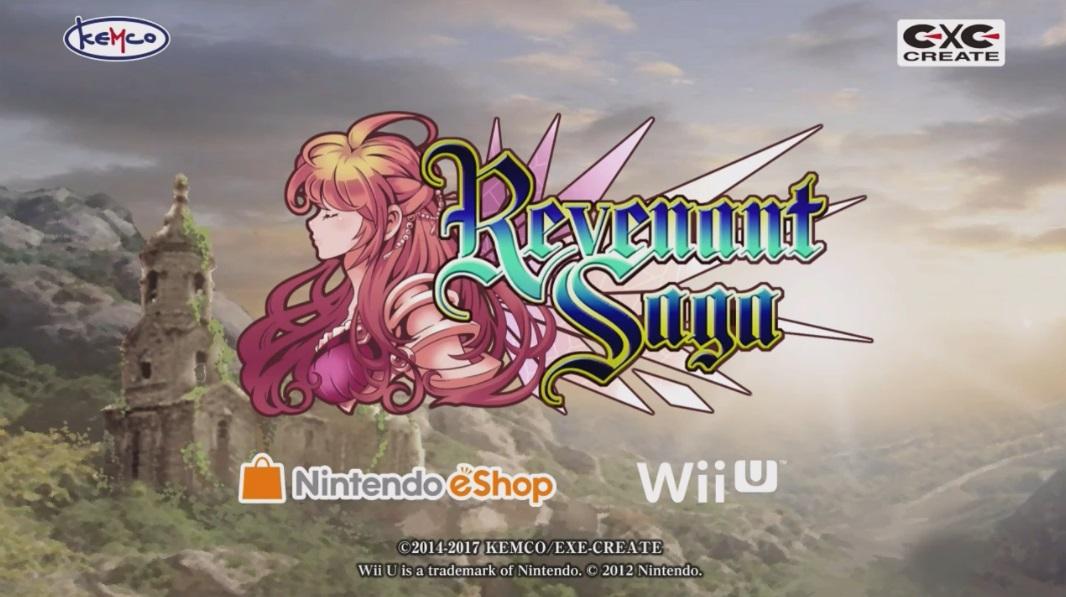Revenant Saga hitting the European Wii U eShop on July 6