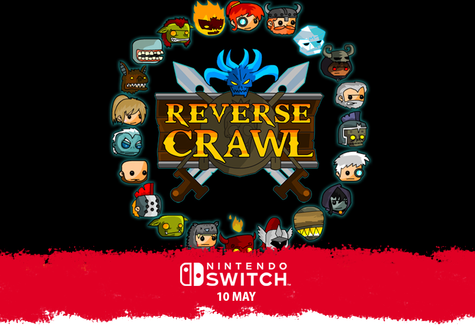 Turn-based strategy RPG Reverse Crawl coming to Switch on May 10