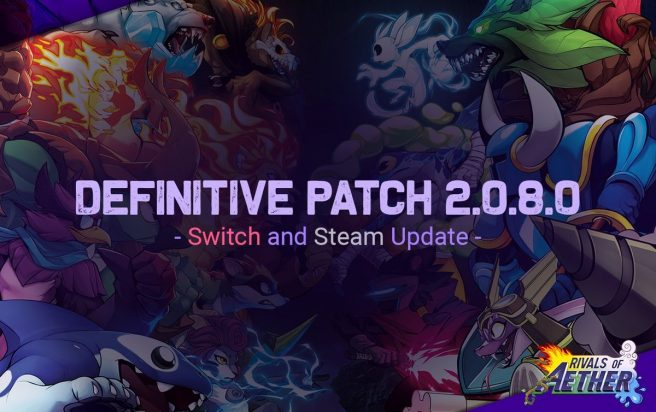 rivals of aether update 2.0.8.0