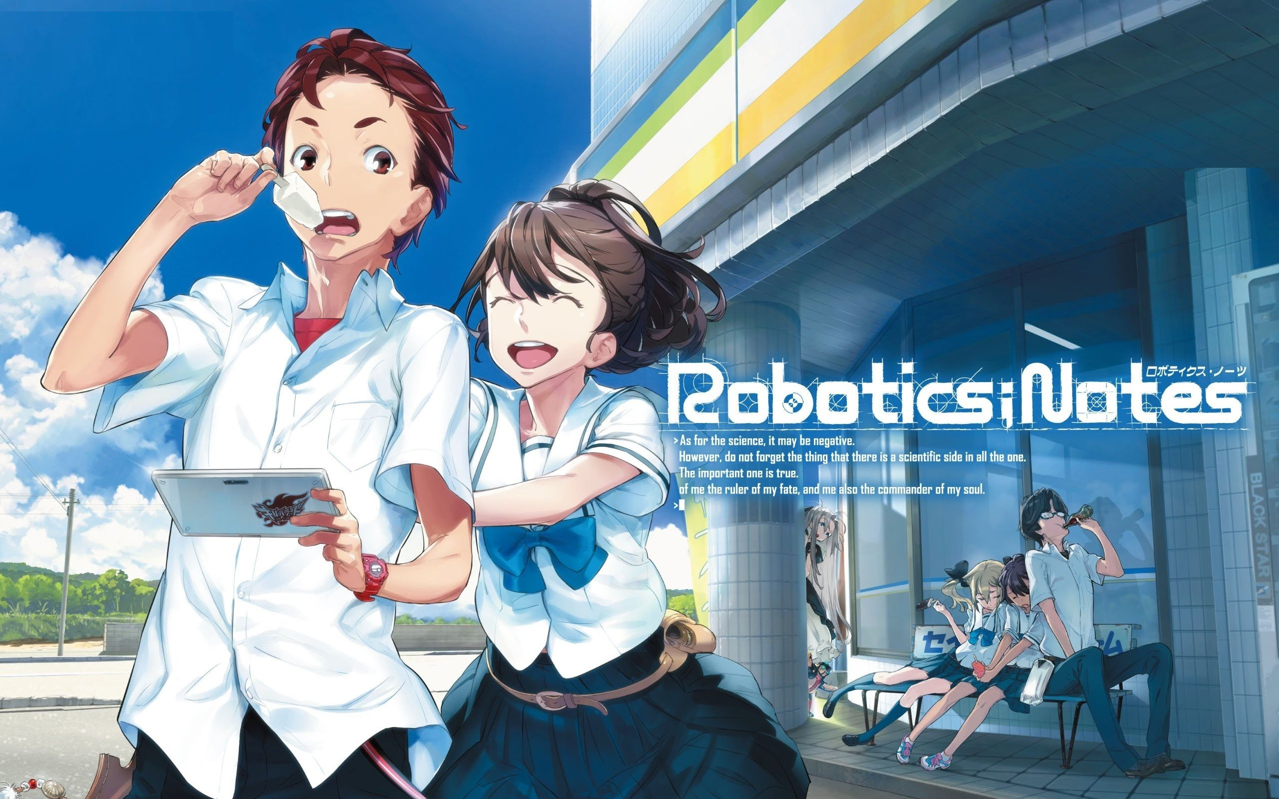 Robotics Notes Dash Opening Movie Nintendo Everything