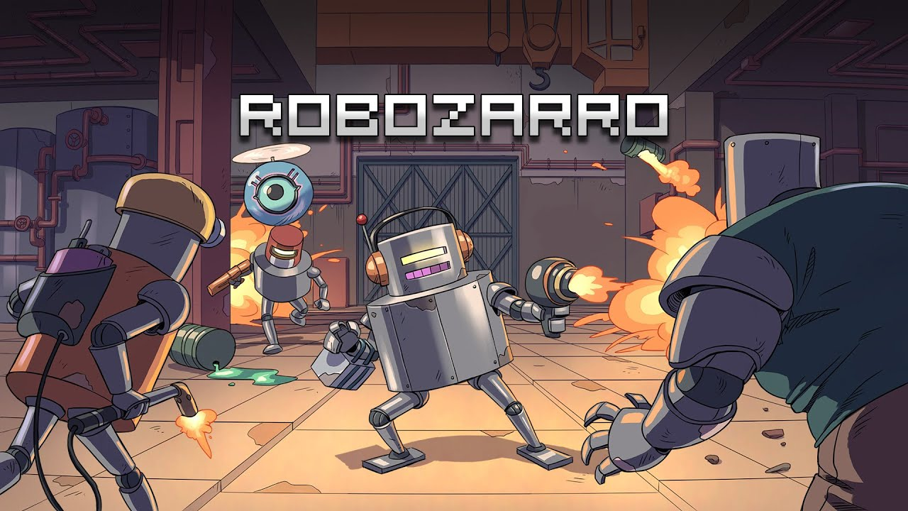Physics-based 2D action game Robozarro planned for Switch release next week - Nintendo Everything
