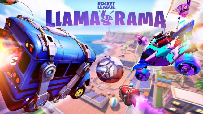Rocket League - Llama Rama