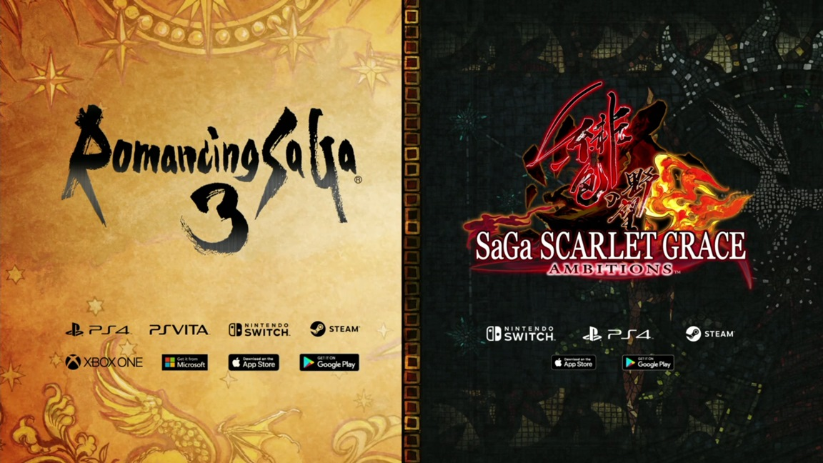 Illustrator and composer talk Romancing SaGa 3 and SaGa Scarlet Grace: Ambitions in new interviews