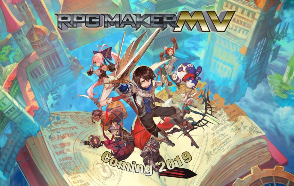 RPG Maker MV English Switch footage - Nintendo Everything
