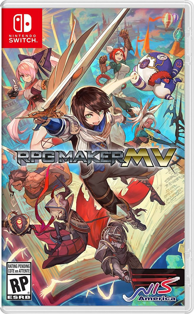RPG Maker MV boxart