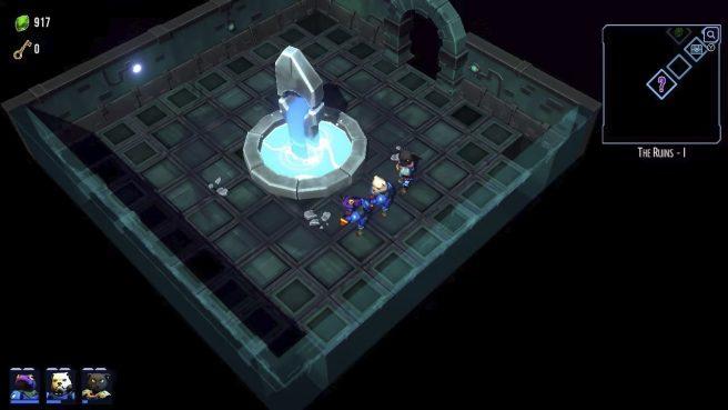 Ruin Raiders gameplay