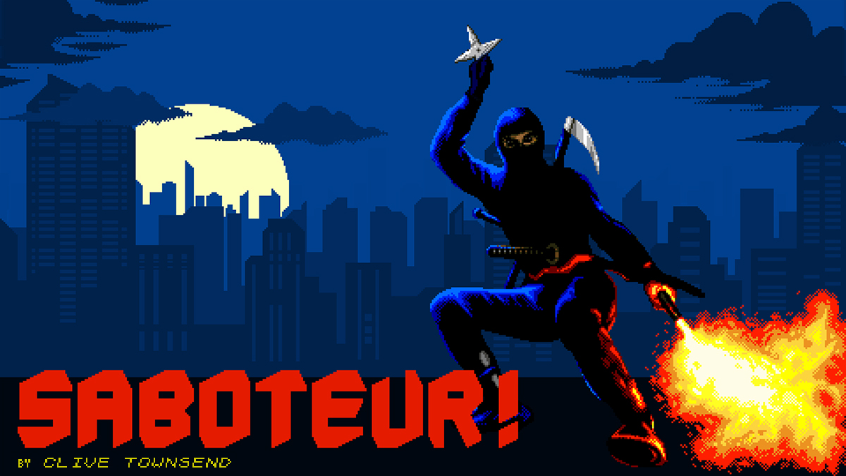 ZX Spectrum game Saboteur! lined up for Switch next week