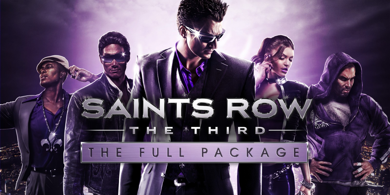 Saints Row: The Third - The Full Package details - Nintendo Switch Online app supported, frame rate, resolution, more
