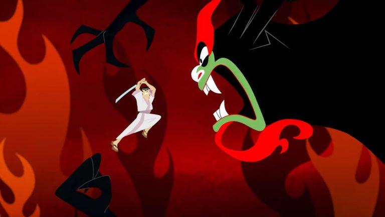 Samurai Jack: Battle Through Time announced for Switch - Nintendo Everything