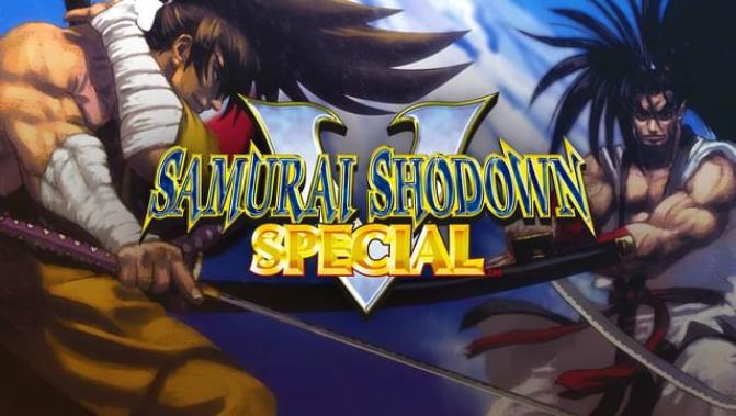 Samurai Shodown V Special is this week's NeoGeo game on Switch