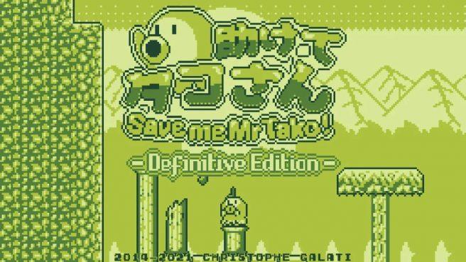 Save me Mr Tako: Definitive Edition