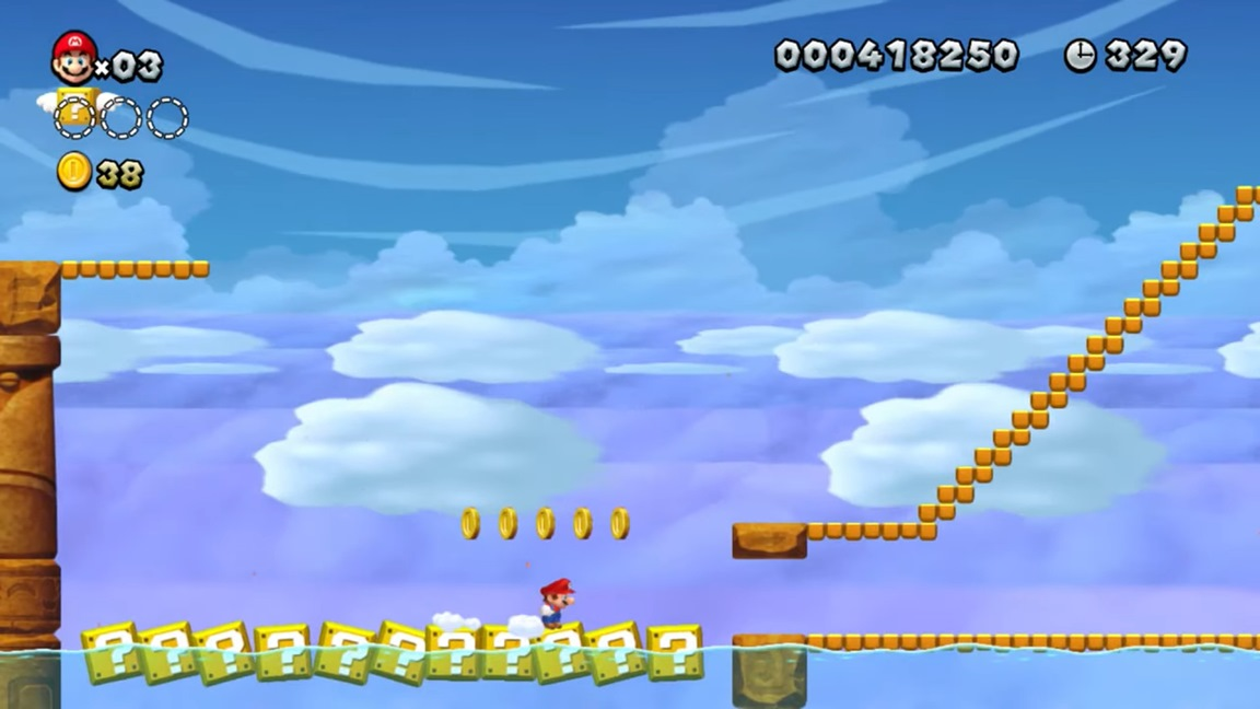 A Look At Cut Content In New Super Mario Bros U Nintendo Everything