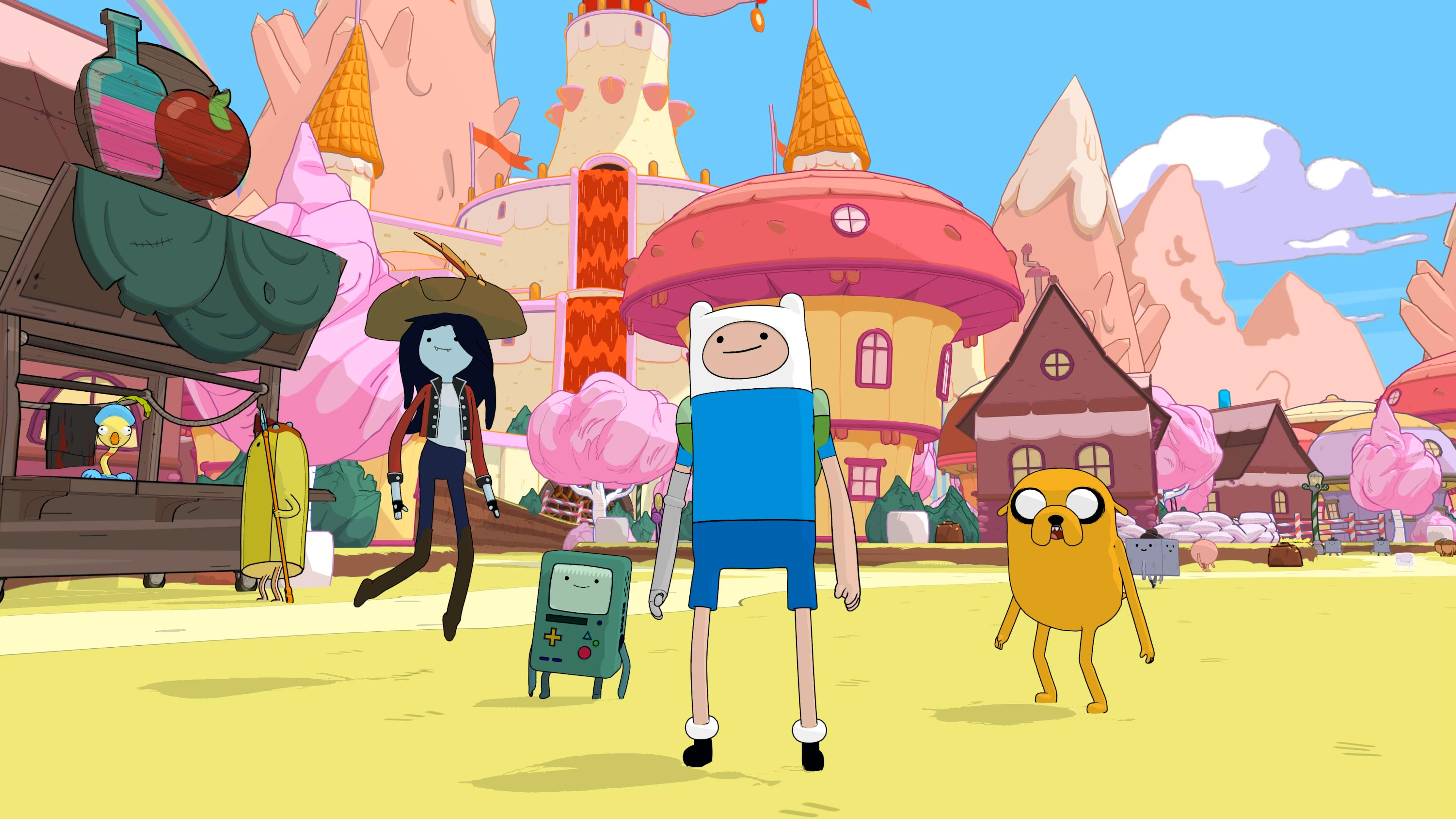 Adventure Time: Pirates of the Enchiridion revealed for Switch