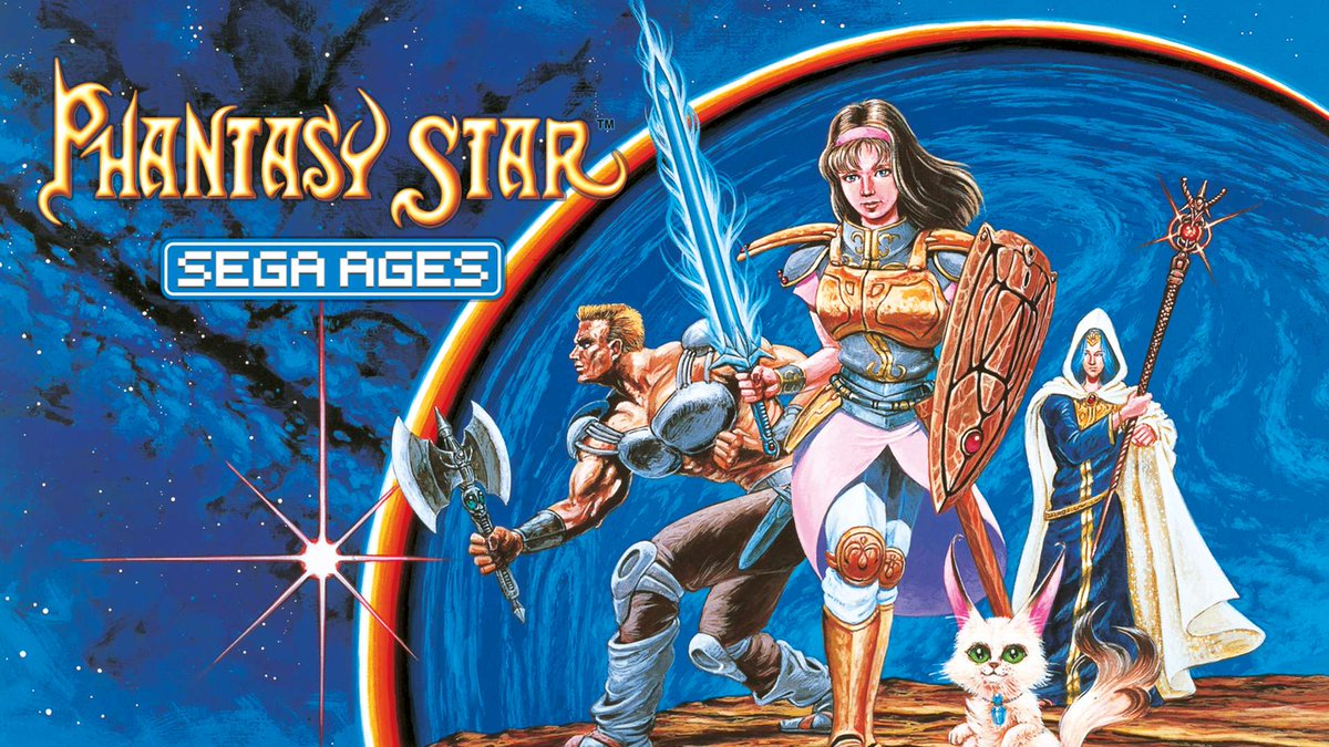 SEGA Ages - Phantasy Star launches for Switch in September