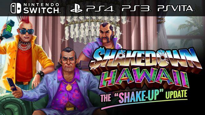 """Shakedown: Hawaii - """"The Shake-Up Update"""""""