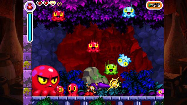 Nintendo Download (3/24/16, North America) - Shantae, 3 SNES