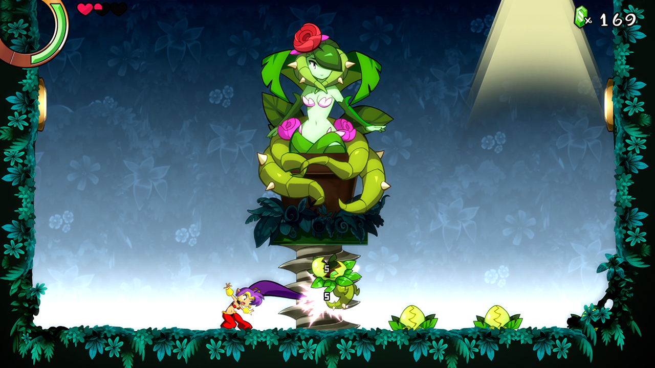 Shantae and the Seven Sirens