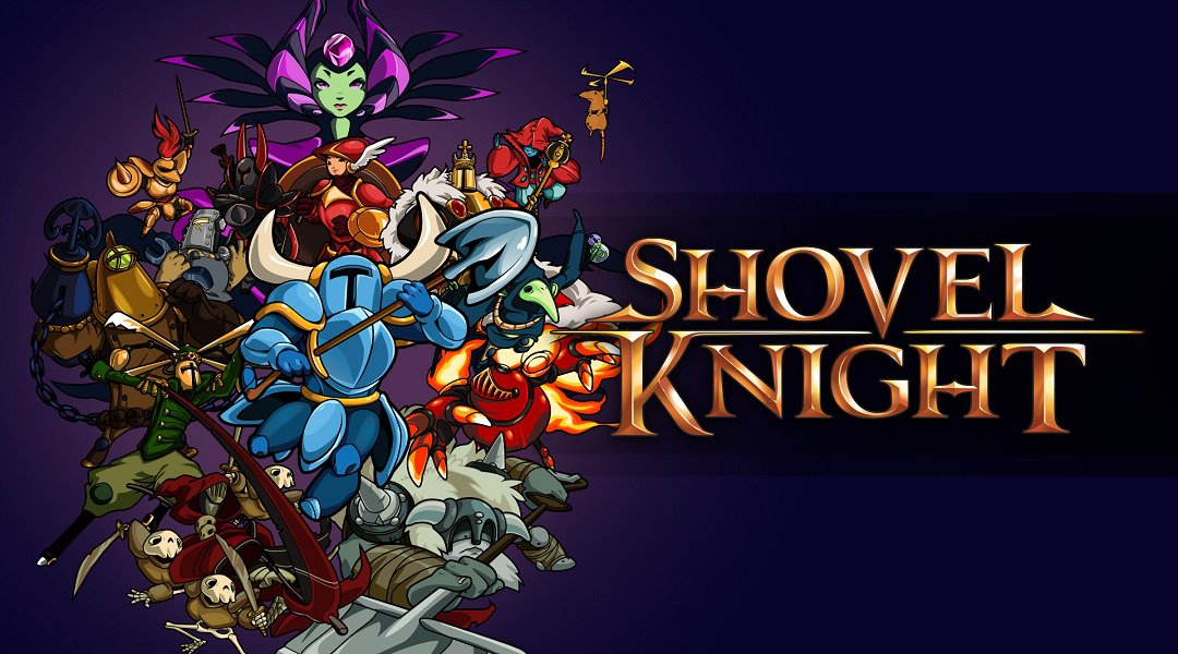 Shovel Knight Treasure Trove Physical Version For Switch Revealed