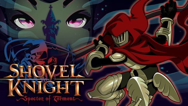 <b>Shovel Knight</b>: Specter of Torment <b>cheat code</b> adds Mega Man X wall ...